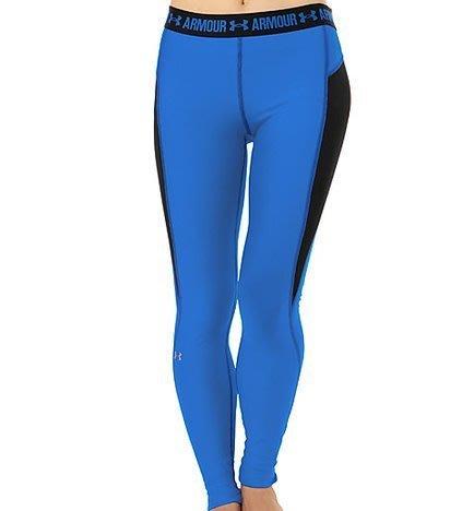 貳拾肆棒球妹妹野球風-日本帶回UA UNDER ARMOUR cool switch 女性專用機能緊身褲 LG /
