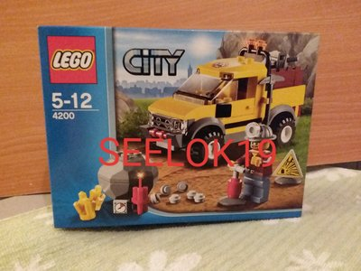 LEGO 4200 Mining 4x4 (MISB)