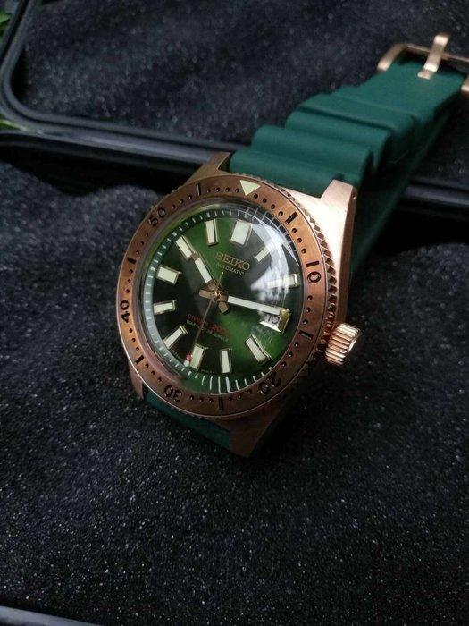 SEIKOMOD 元祖青銅錶改裝SEIKO面盤 罐頭 鮑魚 機械錶 潛水錶