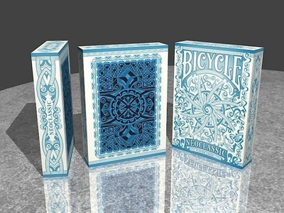 【USPCC 撲克】BICYCLE neoclassic PLAYING CARDS