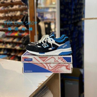 New Balance NB 1600 CM1600BW 黑色 藍色 黑藍 反光 麂皮 復古 慢跑鞋 復古鞋 運動鞋 台北市