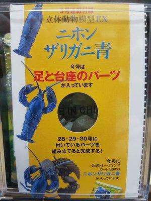 (模型) 立 体 動 物 / (特別版) 藍 螯 蝦
