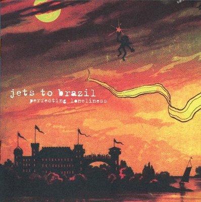 《絕版專賣》小白兔唱片 Jets To Brazil / Perfecting Loneliness 情緒搖滾