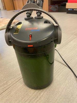 德國EHEIM 2234 易型機器人 圓筒過濾器