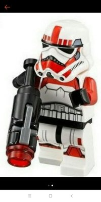 請先詢問庫存~ 樂高 LEGO 75134 單售 震擊 風暴兵 附武器 盒組拆售