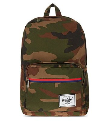 HERSCHEL SUPPLY CO Camo pop quiz  後背包