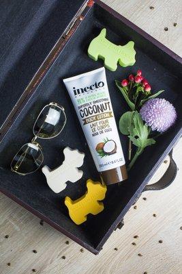 英國 Inecto 椰子油潤膚乳液 250ml