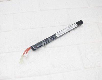 台南 武星級 7.4V 鋰電池 棒狀(鋰鐵充電電池AEG EBB電動槍AK步槍BB槍BB彈玩具槍長槍模型AK47