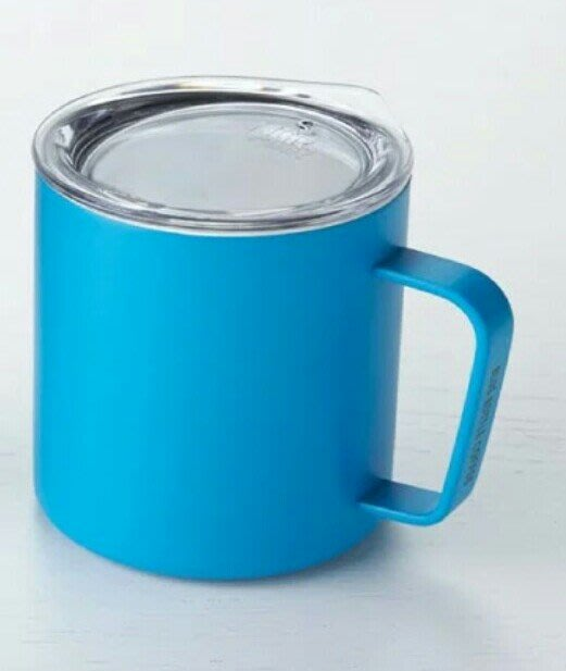 天使熊雜貨小鋪~藍瓶 雙層真空斷熱保溫保冷旅行杯 12oz 非隨行杯保溫瓶  全新現貨