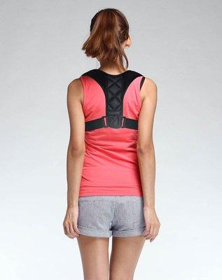 【MAAN 美體精選】 托脊護肩帶-歐美狂銷超過500萬件 有效解決彎腰駝背聳肩