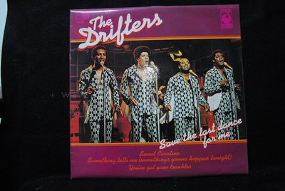 [Vintage西洋] 中古黑膠,The Drifters, Save the last dance for me, 1