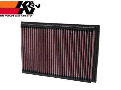 【Power Parts】K&N 高流量原廠交換型空氣濾芯 33-2245 PEUGEOT 307 2000-2007