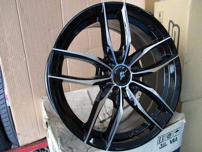 17吋(432)鋁圈+17吋輪胎~適用:SIENTA.CIVIC8.FOCUS.HR-V(完工價)非VORSTEINER