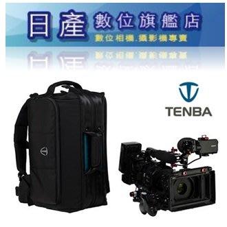 【日產旗艦】Tenba 天霸 Cineluxe 21 637-511 戲影後背包 攝影機後背包 專業攝影機包 攝影機背包