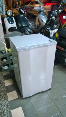 TATUNG 大同單門冰箱(100/105公升)/小冰箱/大容量/外觀極新/套房最愛/