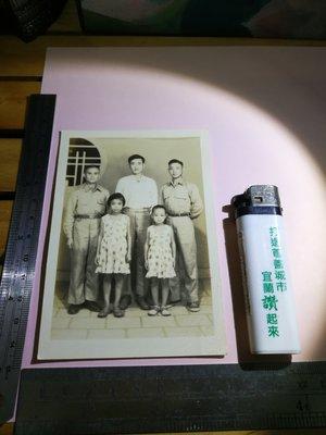 銘馨易拍重生網 PSS76 早期 民國40~50年代 家族情緣 親友照 保存如圖(珍藏回憶) 讓藏