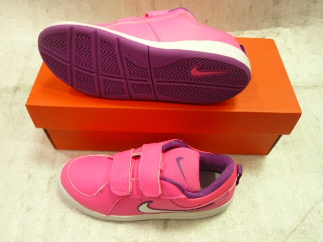 【n0900台灣最便宜】2015 NIKE-兒童休閒鞋-PICO 4 GPV-454477-606