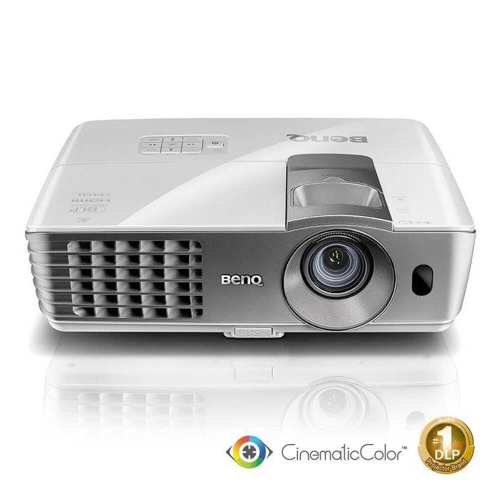 【新莊力笙音響】BENQ W1070+ 3D Full HD 1080p側投三坪機