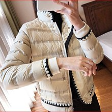 【艾蜜麗】簡約時尚90%白鴨絨薄款短羽絨外套(2色) 1139 1195 1138 1167  1170 1175 1128 1189