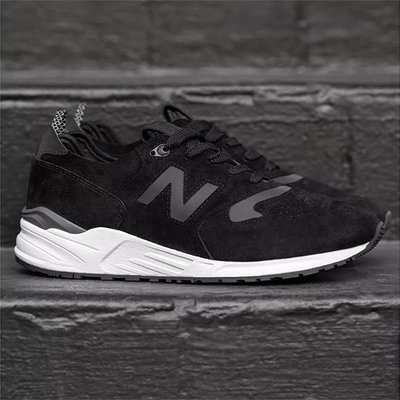 【GROUP A】特價 NEW BALANCE 999 黑白 黑N 黑標 麂皮 3M 反光 復古 慢跑鞋 M999RTF