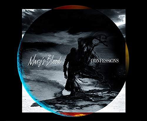 特價預購 Mary's Blood CONFESSiONS (日版初回限定盤CD+DVD) 最新2019 航空版