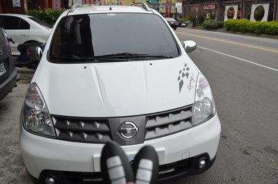 【車王小舖】日產LIVINA專車專用 (免鑰匙進入+ 一鍵啟動) Keyless Push START System