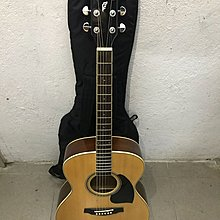 ibanez pc15nt acoustic guitar九成半新