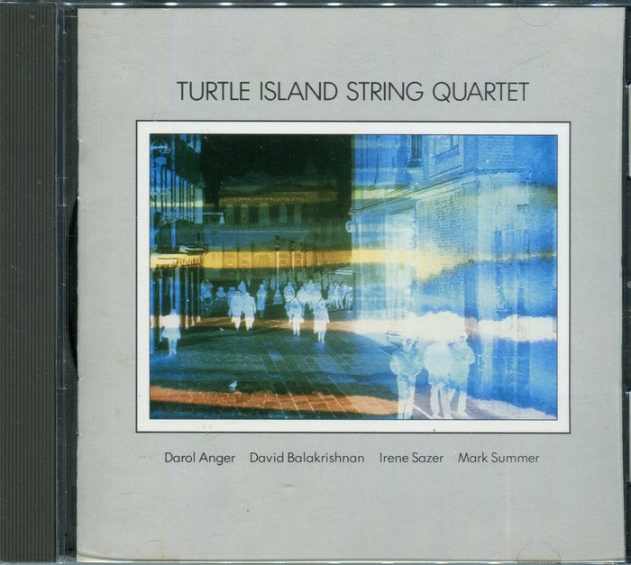【塵封音樂盒】Turtle Island String Quartet