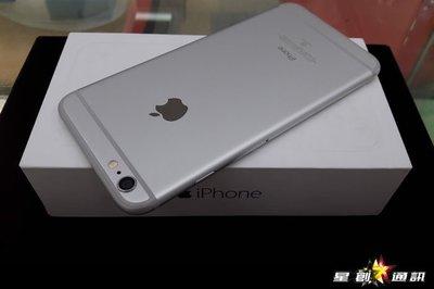 ☆摩曼星創通訊☆二手 蘋果 APPLE iPhone 6+PLUS 64GB 5.5吋 銀 中古機 2手 9.9成新