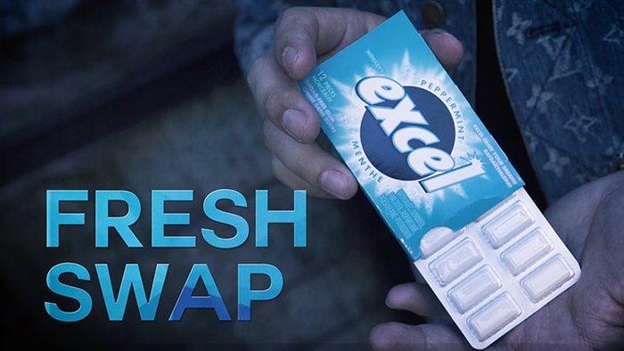 【天天魔法】【S1257】正宗原廠~新鮮調換~Fresh Swap by SansMinds Creative Lab