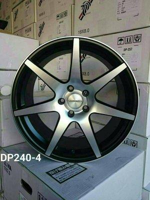 泰山美研社20031230 DP240-4 17吋4孔100/5孔100/5孔108/5孔114.3