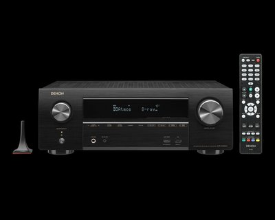 【d-PRICE 數位家電㍿】現貨日本DENON AVR-X1600H Dolby Atmos 7.2聲道AV擴大機