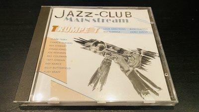 CD~~JAZZ CLUB / MAINSTREAM TRUMPET / 德國銀圈版