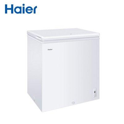 #全省服務  Haier海爾 142公升 上掀密閉冷凍櫃 HCF-142 依地區運費另計
