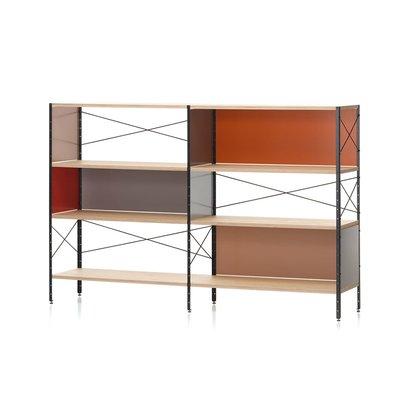 Luxury Life【預購】Vitra ESU Eames 伊姆斯系列 多機能 收納層架 / 電視櫃(三層式)