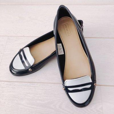 英國??品牌Hunter 平底娃娃鞋雨鞋