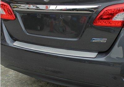 [[娜娜汽車]]日產 2014 new super sentra 專用 後護板(B款)