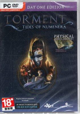 PC正版遊戲 異域鎮魂曲 Tides of Numenera Torment 英文版【板橋魔力】