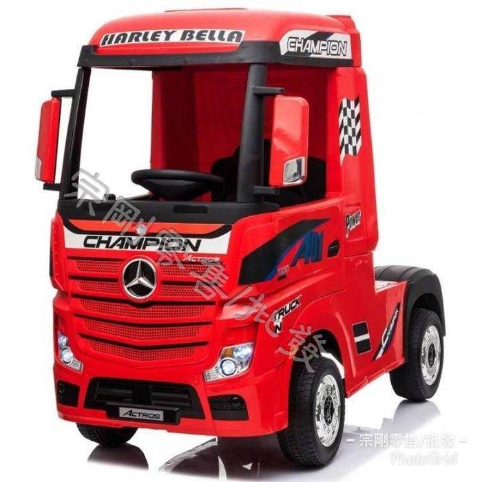 【宗剛零售/批發】賓士卡車頭 拖車頭 賓士 Actros 曳引車頭 正版授權