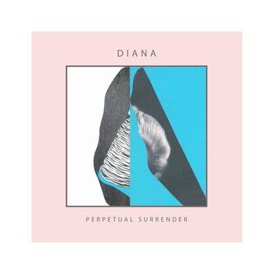 現貨 專輯 全新未拆 DIANA 黛安娜樂團 Perpetual Surrender 臣服 加拿大 溫柔性感電子合成樂風