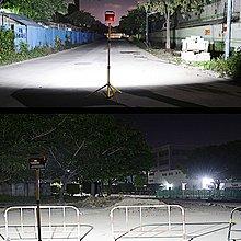 【台灣現貨】新款250W LED大功率爆亮 手提探照燈 投射燈-全配款