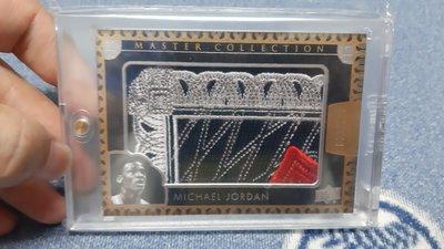限量125張,UPPER DECK 籃球之神 Michael Jordan 喬丹超大Patch球衣卡