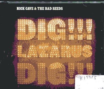 *真音樂* NICK CAVE & THE BAD SEEDS / DIG 二手 K17795 (封面底破)