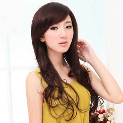 水媚兒假髮9M088♥新款女士假髮 時尚蓬鬆長捲髮♥ 現貨或預購