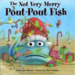 *小貝比的家*THE NOT VERY MERRY POUT-POUT FISH /精裝/75折至12/26止