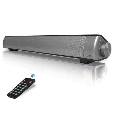 日本進口 藍芽音箱 10W 2.0ch TV/PC對應 Soundbar Speaker 劇院 4-7個工作天