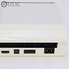 【US3C-小南門店】Sony PS3 CECH-4007B / CECH-4007型 250G 白 電玩主機 二手遊戲主機