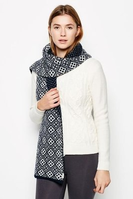 MISHIANA 英國品牌JACK WILLS KILDOWN FAIRISLE SCARF( 特價出售 )