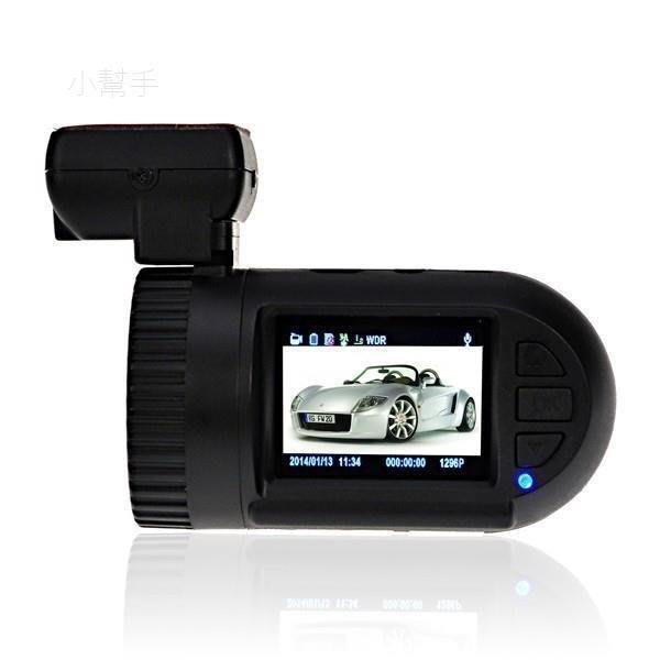 綠光街鋪 適用于迷你0805全高清1296P汽車黑箱相機與GPS記錄器**S258