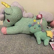 Japan little twin stars unicorn 獨角獸大公仔set 絕版